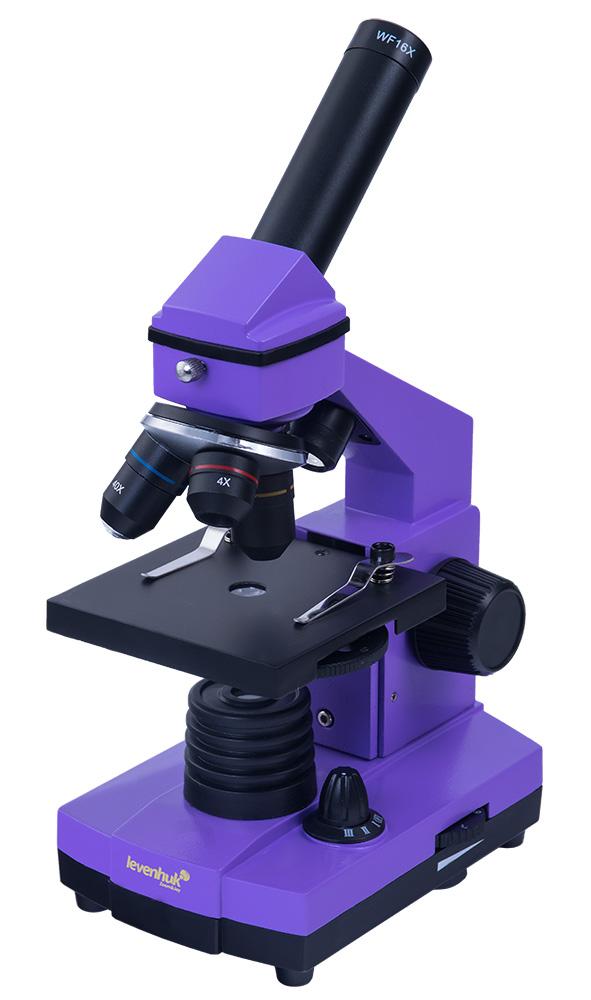 Микроскоп Levenhuk Rainbow 2L NG Amethyst\Аметист