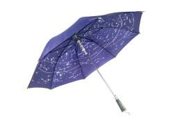Зонт Levenhuk Star Sky U10, темно-синий