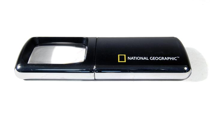 Лупа Bresser National Geographic 3x, 35x40 мм