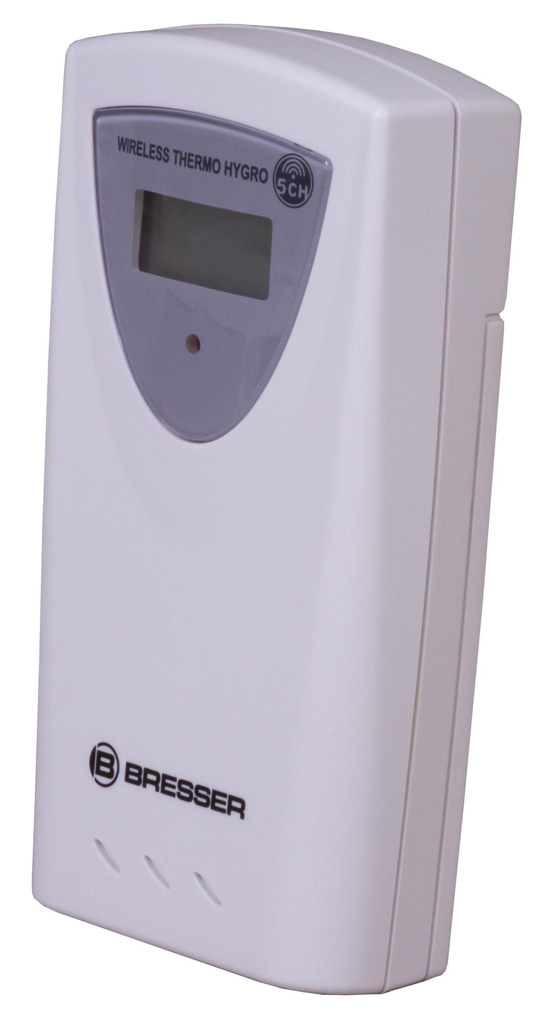 Датчик внешний Bresser для метеостанций, 433 МГц, пятиканальный