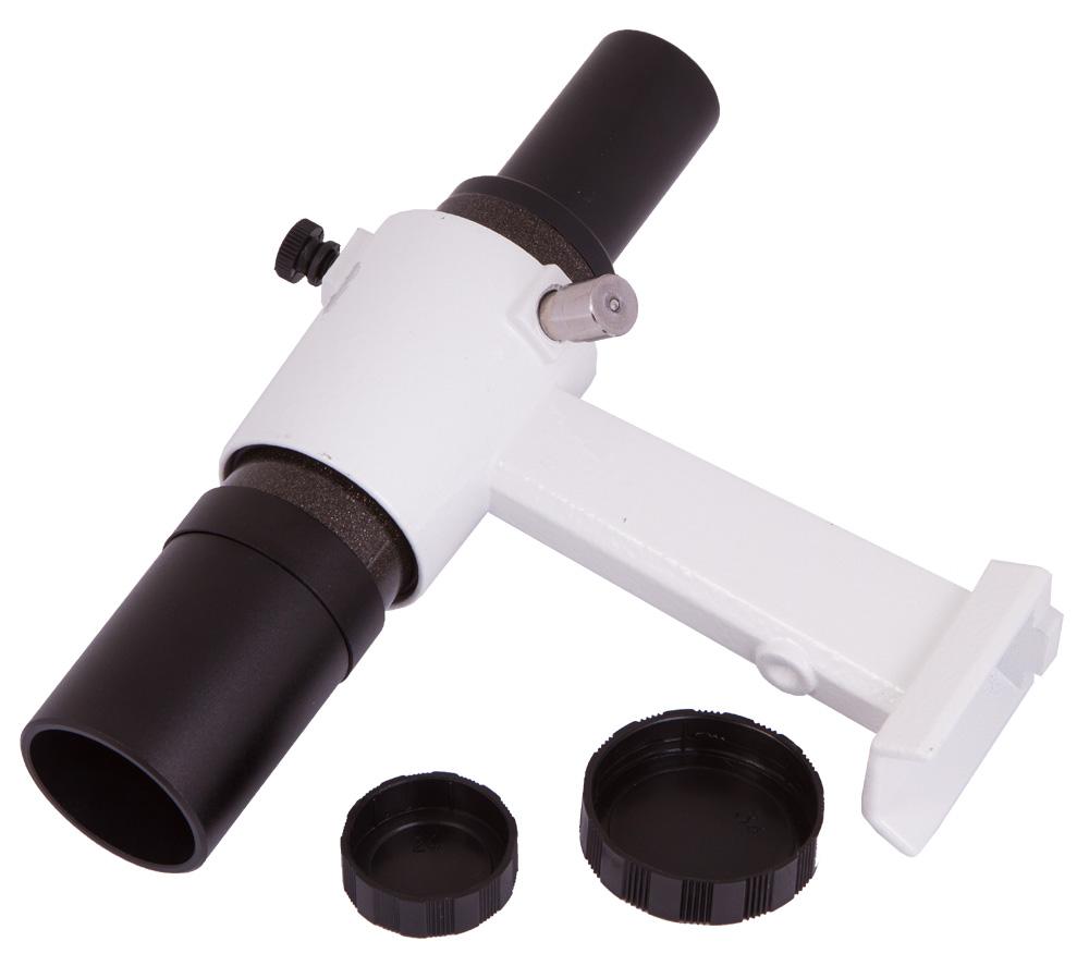 Искатель оптический Sky-Watcher 6x30 оборачивающий, с креплением