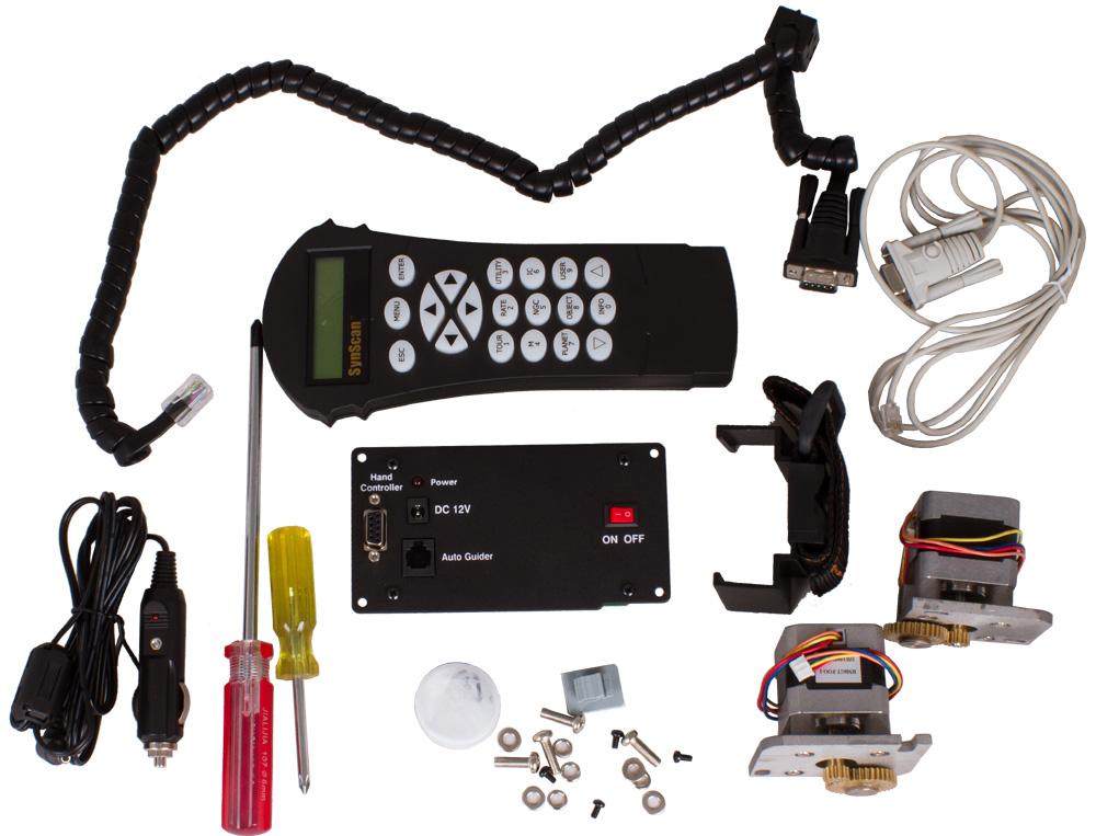 Комплект Sky-Watcher для модернизации монтировки EQ6 (SynScan GOTO)
