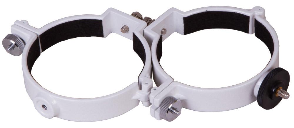 Кольца крепежные Sky-Watcher для рефракторов 101–102 мм (внутренний диаметр 100 мм)