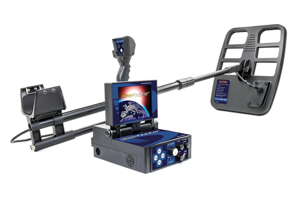 Металлоискатель Nokta Makro Deephunter 3D Pro Package