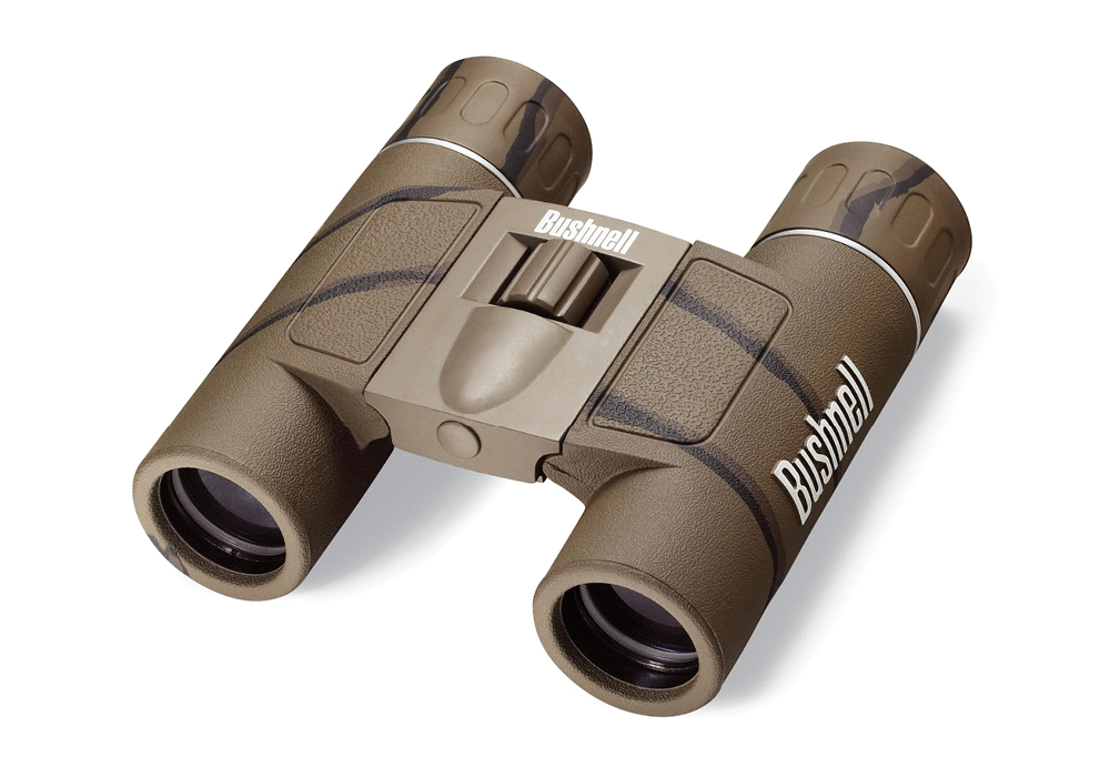 Bushnell POWERVIEW 12x25 ROOF COMPACT CAMO бинокль #131226