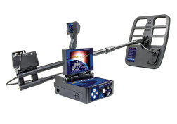 Металлоискатель Nokta Makro Deephunter 3D Pro Package, комплект