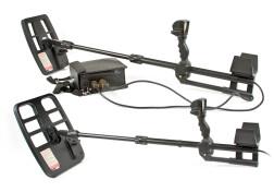 Металлоискатель Nokta Makro Jeohunter 3D Dual System, комплект