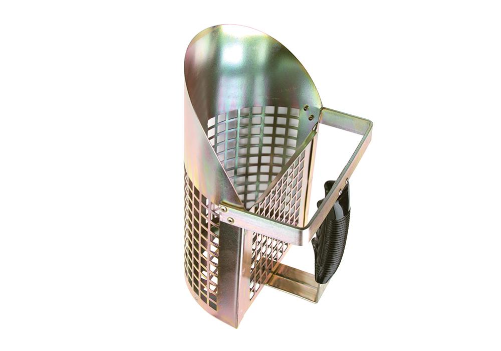 Совок металлический Garrett для просеивания грунта