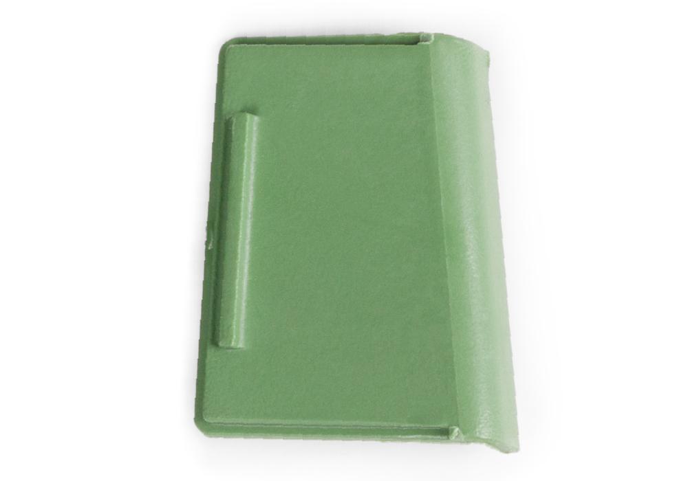 Garrett Крышка (правая) батарейного отсека Cover Battery Plastic Green Right GTA Series