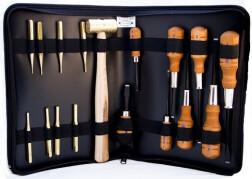 Набор инструментов оружейного мастера (выколотки, отвертки, молоток) Grace USA Gun Care Tool Set