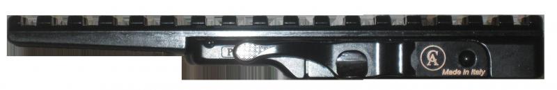 Быстросъемный кронштейн СА Picatinny (удлиненный) на основания СА