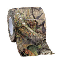 Камуфляжная защитная лента Allen серия Vanish, цвет - Mossy Oak Country, 4,6 м, ширина 5 см