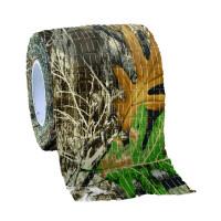 Камуфляжная защитная лента Allen серия Vanish, цвет - Realtree Edge, 4,6 м, ширина 5 см