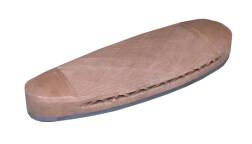 тыльник для приклада 16 мм, прямой, коричневый