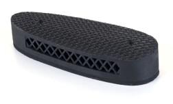 тыльник для приклада 28 мм, с рисунком, вентилируемый, черный