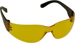 очки стрелковые Arty 250 желтые (УФ-защита, класс оптики 1, незапотевающие)