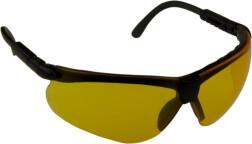 очки стрелковые Puma желтые (УФ-защита, класс оптики 1, незапотевающие, регулируемые дужки, сменные линзы, ударопрочные)