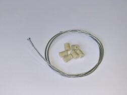 Шомпол гибкий ЧИСТОGUN, мультиуниверсальный (искл. кал. 4,5mm), длина 70 см