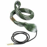 Hoppe's - Гибкая змейка для чистки оружия 20 калибра в контейнере, крышка с функцией рукоятки для змейки
