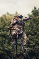 Мобильная вышка для охоты