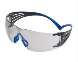 Очки стрелковые 3M™ SecureFit™ 401, поликарбонат, покрытие Scotchgard™ AS (против царапин)-AF(против запотевания), линзы indoor/outdoor, 19г.