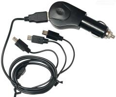 Автомобильное зарядное устройство для XP Deus