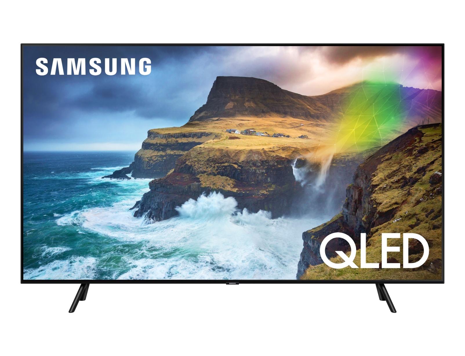 "Телевизор Samsung 75"" Q77R 4K Smart QLED TV 2019"