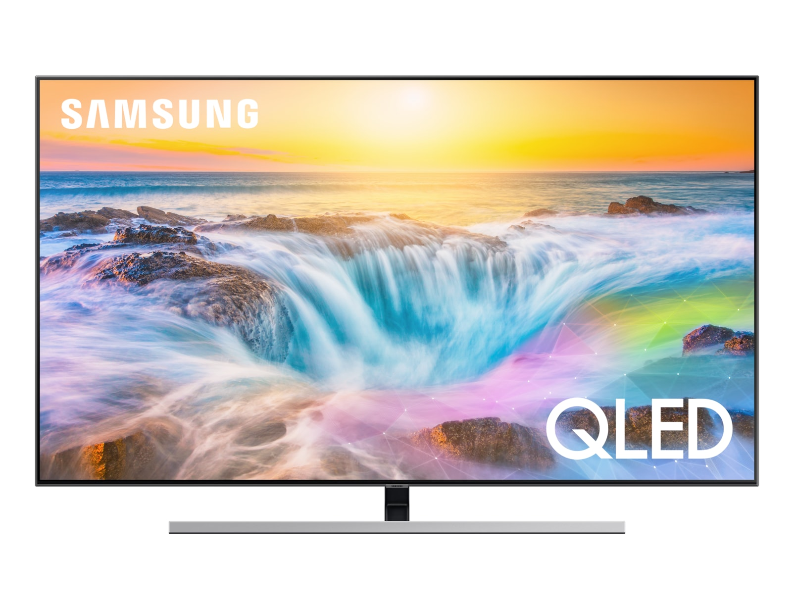 "Телевизор Samsung 75"" Q80R 4K Smart QLED TV 2019"