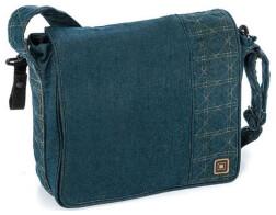 Сумка для коляски Moon Messenger Bag Jeans