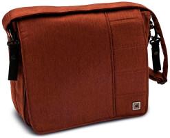 Сумка для коляски Moon Messenger Bag Ginger Fishbone
