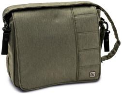 Сумка для коляски Moon Messenger Bag Olive Fishbone