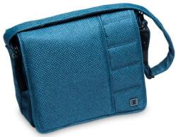 Сумка для коляски Moon Messenger Bag Blue Panama