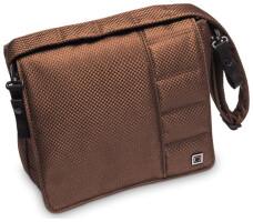 Сумка для коляски Moon Messenger Bag Chocolate Panama