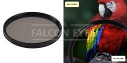 Поляризационный циркулярный фильтр для объектива CPL 82 mm