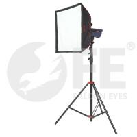 Софтбокс Falcon Eyes SBQ-6060 BW жаропрочный с сотовой насадкой