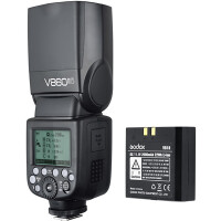 Вспышка накамерная Godox Ving V860IIF TTL для Fujifilm