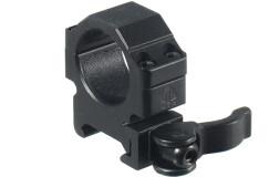 Кольца Leapers 25.4 мм быстросъемные на Weaver, низкие RQ2W1104