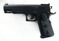 Пистолет пневматический Stalker S1911T (Colt 1911), пластик