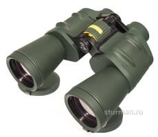 Бинокль Sturman 20x50 зеленый