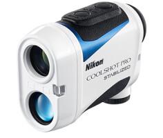 Лазерный дальномер Nikon LRF CoolShot Pro Stabilized (до 1090 м)