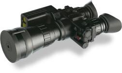 Бинокль ночного видения Dipol D521R с дальномером, F100 4x, (2+)