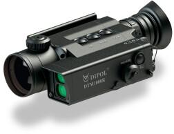 Тепловизионный монокуляр Dipol DTM1000R с лазерным дальномером