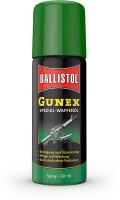 Масло оружейное Ballistol Gunex, спрей, 50мл