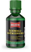 Средство для воронения Ballistol Schnellbrunierung, 50мл