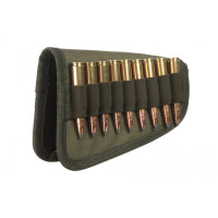 Патронташ на приклад Vektor, для 9 патронов к нарезному оружию
