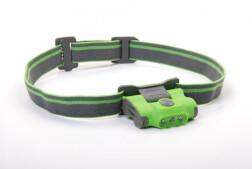 Налобный фонарь Nextorch Eco Star, зеленый