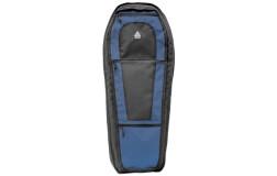 Чехол-рюкзак UTG для оружия, 86 см, черный/синий