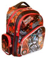 Рюкзак школьный Greenwich Line Fighting Machine