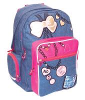 Рюкзак школьный Greenwich Line Glamour Jeans