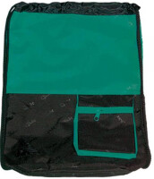 Мешок для обуви Оникс МО-4, бирюзовый